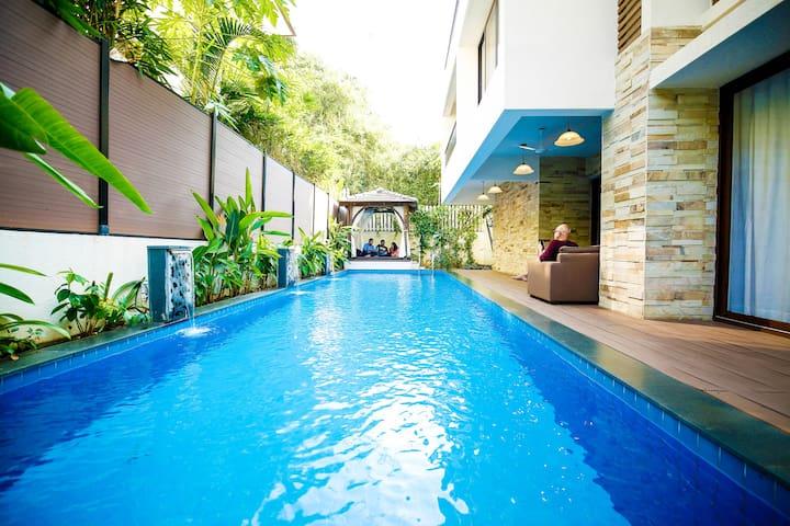 Serene Seven Frangipanni Villas