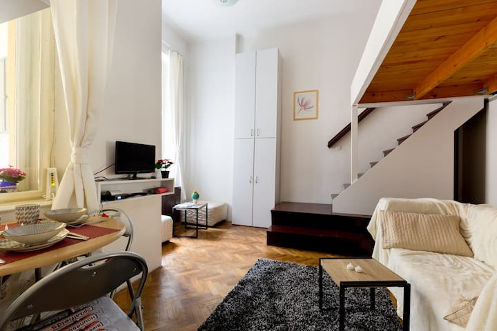 Budapest Center Friendly Kazinczy Apartment