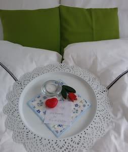schönes Zimmer mit eigenem Bad u.WC inkl.Frühstück - Wettenberg