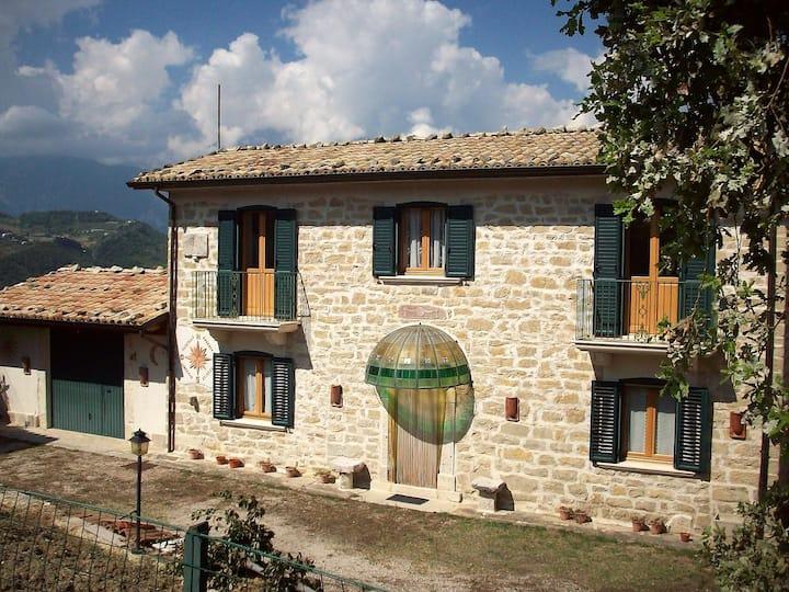 Casa La Meridiana a Roccascalegna