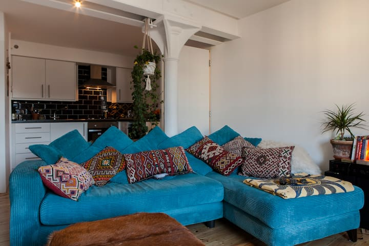 Cinema Room by the Shore - Edimburgo - Loft