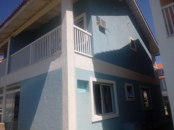 3 QTS Condomínio Aldeia dos Reis, Reserva do Sahy.