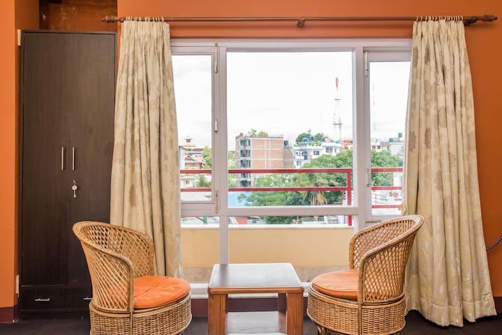 Studio Apartment at Jhamsikhel, Pulchowk.