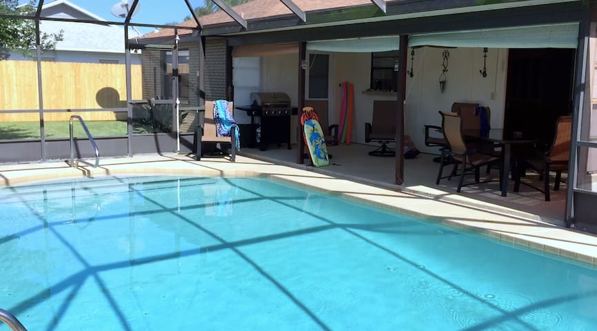 Ocean, Intracoastal & Pool for YOU! - Ormond Beach - House