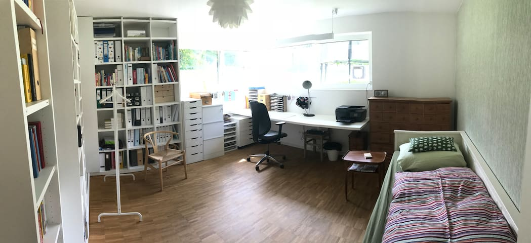 Your room - panorama