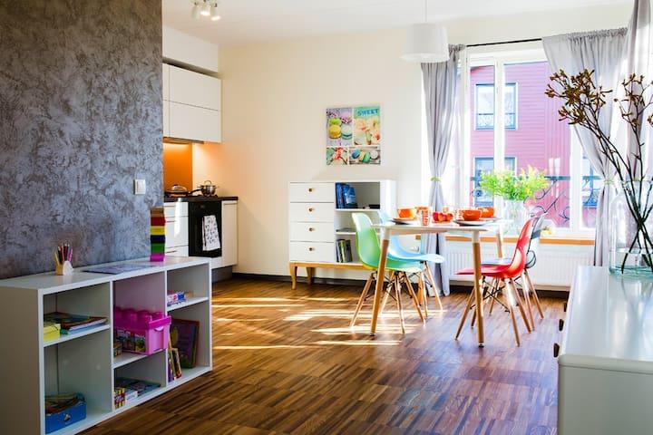 Kalamaja apartment - 5 minutes to OldTown - Tallinn - Apartament