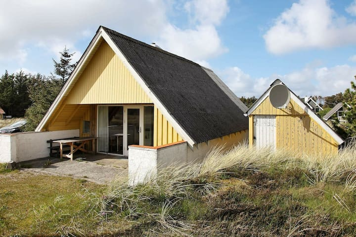 Cozy Holiday Home in Thisted near Sea