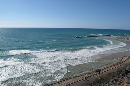 Beach Apartment in Netanya center - Netanya