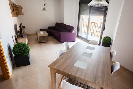 Entire apartment in Delta del Ebro