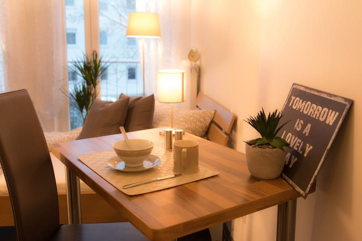 Serviced Apartment - Wohnen in zentraler Lage