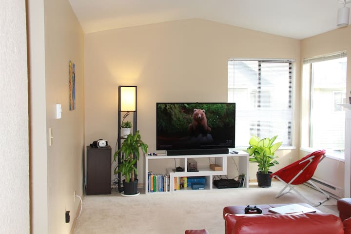 Clean and Cozy apt in Redmond - Redmond - Appartement en résidence