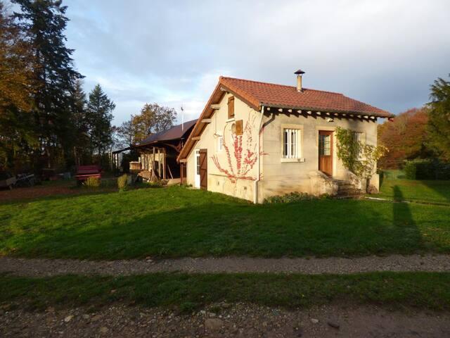 Gîte de la Petite Maison au château de Joyeux