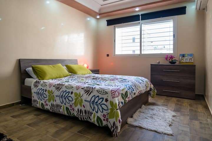 Appartement de luxe agdal (Ref 10)
