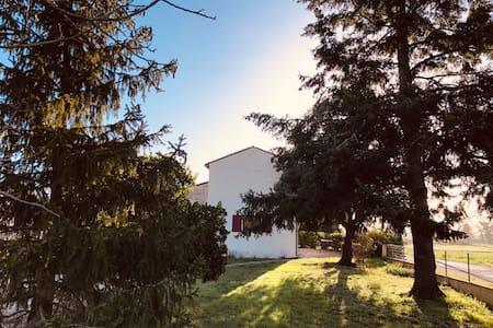 Charmant duplex de 50 m2 à 5 minutes de St Emilion
