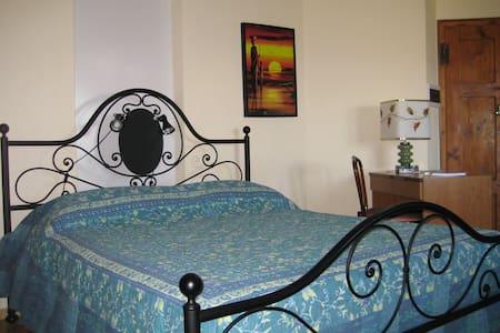 Notti tranquille tra i colli pisani - Montecatini Val di Cecina - Bed & Breakfast