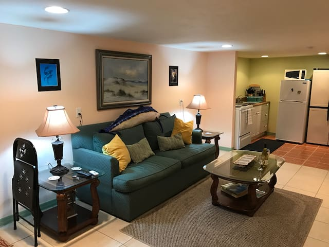 "GREAT LOCATION ""beachy"" 1br apartment - Fort Myers Beach - Leilighet"