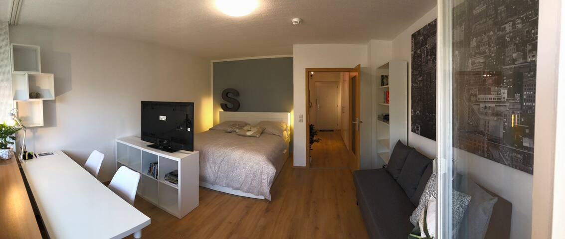 Neu renoviert! Moderne Wohnung Nähe Messe Nürnberg