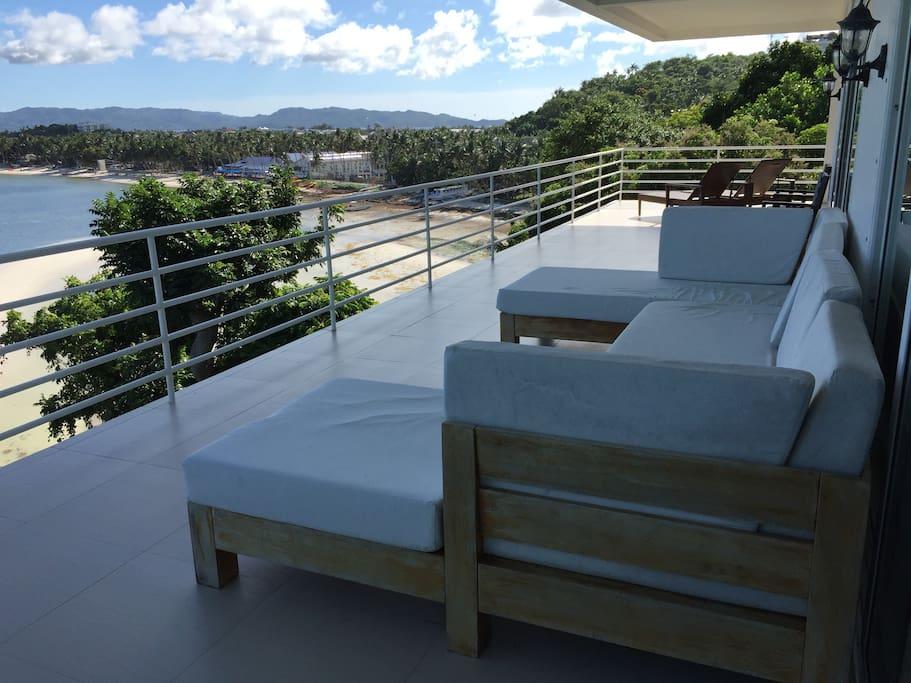 Terrace - 15mts