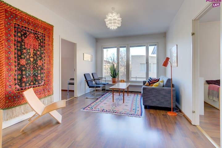 Appartamento vintage nel centro di Mikkeli