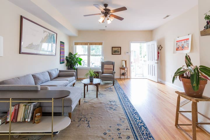 Airy, Light-filled Home in RVA's Very Best Neighb!