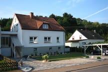 Schöne Ferienwohnung Nähe Bostalsee