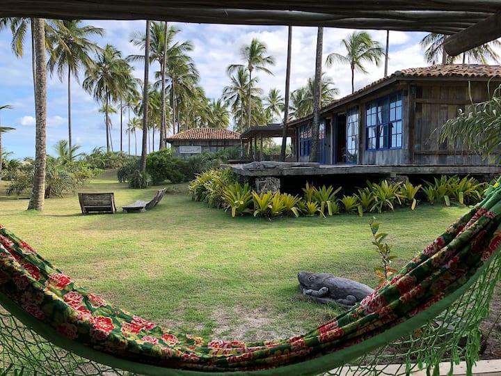 Linda Villa em um Lugar Paradisíaco e Privacidade Completa