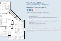 Westin Mission Hills Resort COACHELLA 1BR Villa