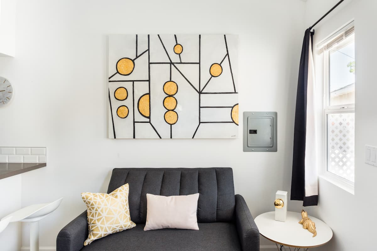 See LA in Style from This Chic Mini Apartment