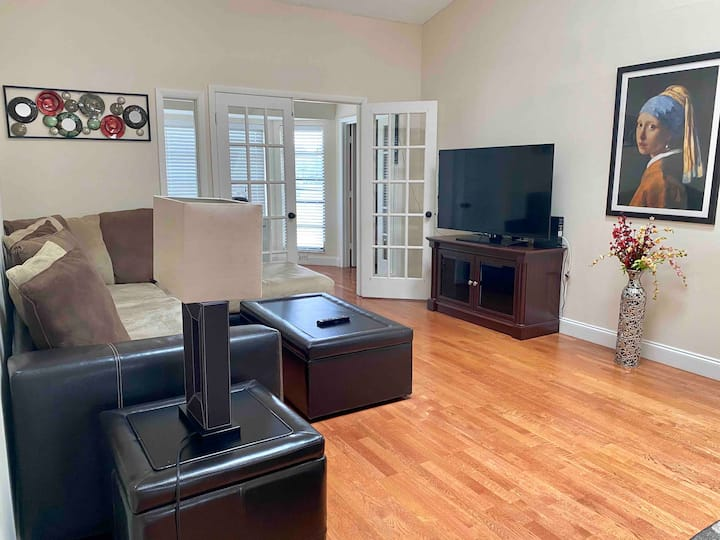 Townhouse3BED/2.5BATH, 2miles to UniversalStudios