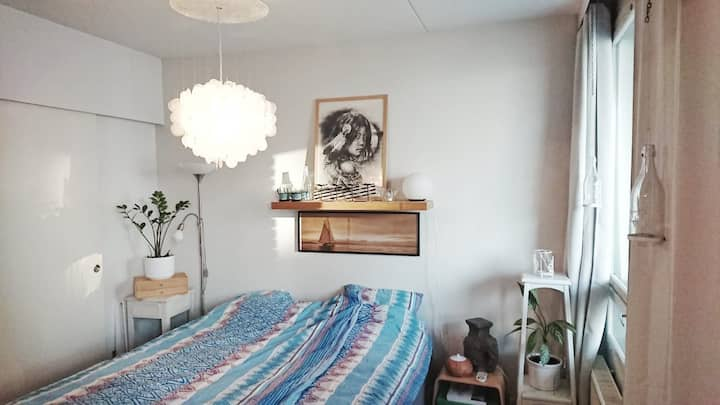 Sweet  apartment close to airport