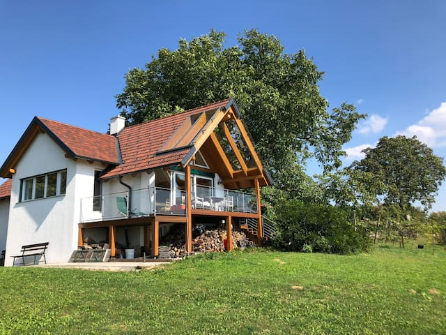 Wundervolles Haus im Grünen