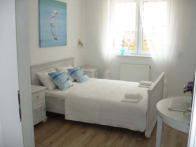 Apartament Maria w Szczecinie