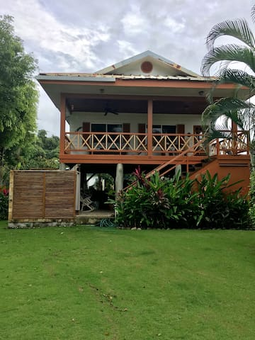 Whole House Beach Bungalow - 40 Steps from Beach!