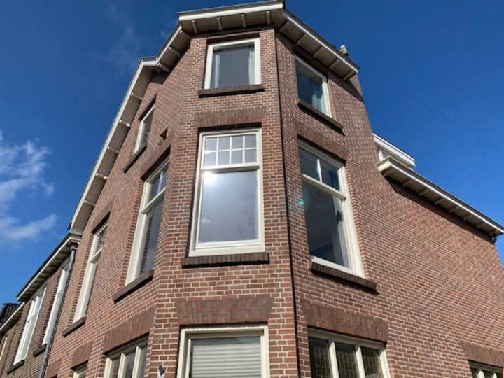 Modern appartement tussen Amsterdam en Zandvoort
