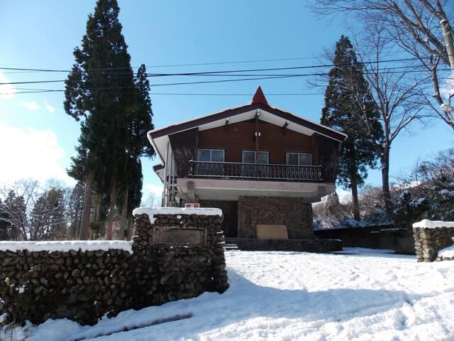 Myoko Ski Lodge - Economy Single Room
