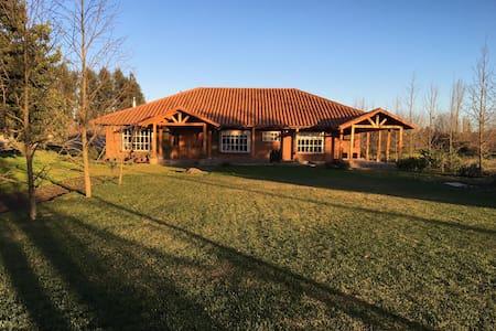 Casa de campo, tranquilidad natural - Tutuquen - Huis