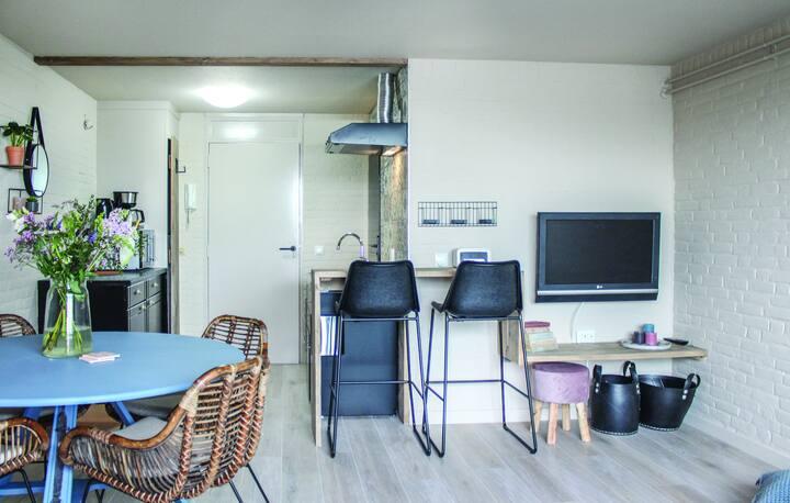 sfeervol appartement op de haven nr52