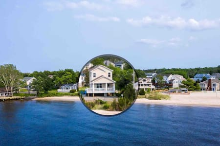 Modern Beach _House with Stunning Views.