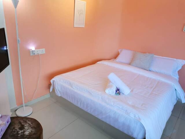 Sentosa GuestHouse @ Bukit Mertajam - Deluxe Suite