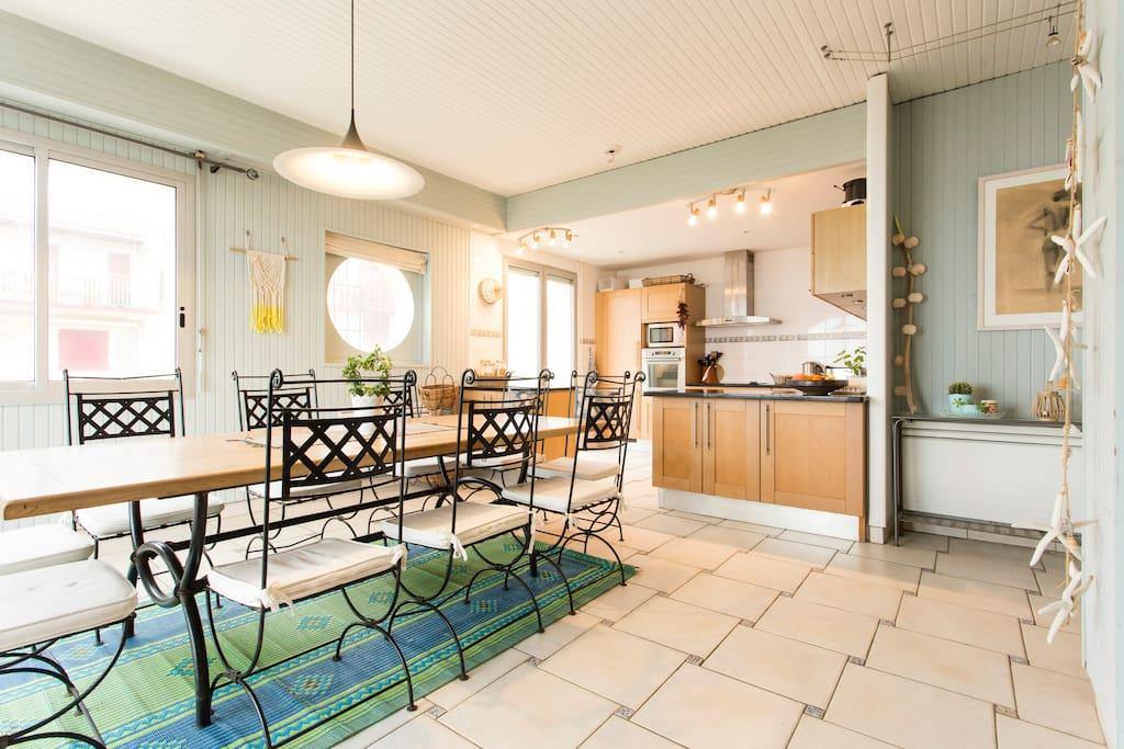 hossegor surf appartement en premier ligne appartements louer hossegor aquitaine france. Black Bedroom Furniture Sets. Home Design Ideas