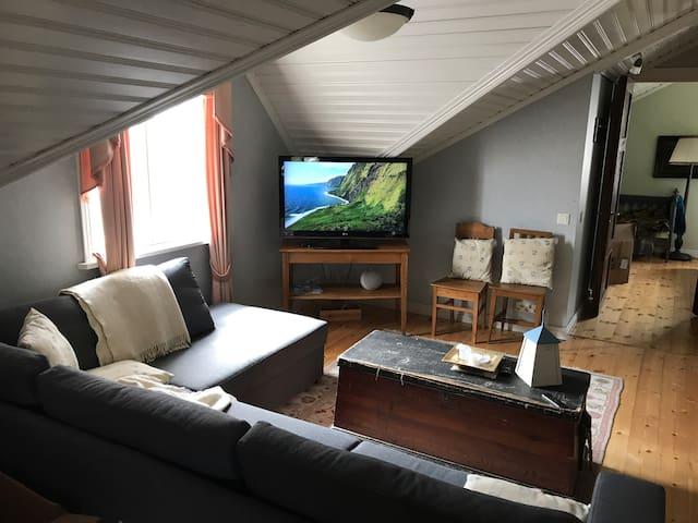 Modernized Villa in Historic Hanko