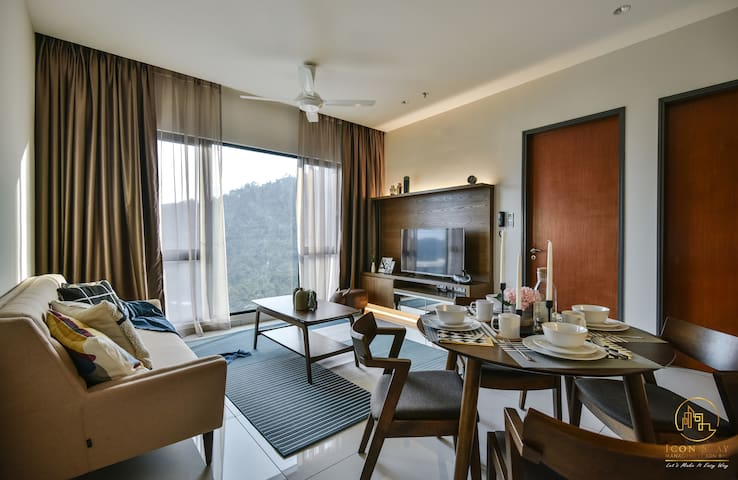 Geo 38 Residences Cozy Home 5pax Genting Highlands