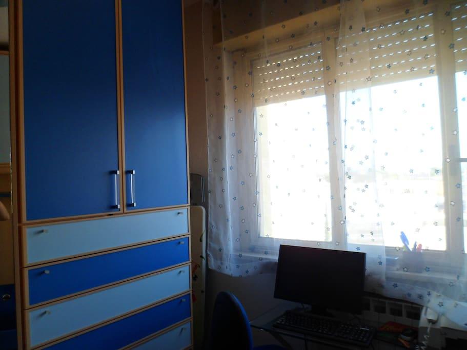 la tua stanza