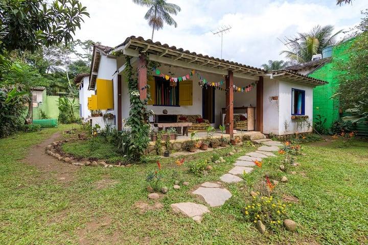Casa, charme conforto e natureza