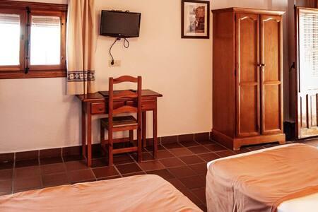 Hotel 1  · Habitación doble de Hotel en la Alpujarra
