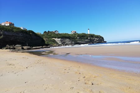 Appart anglet proche  plage Chambre d Amour ,