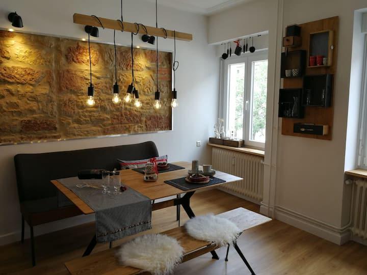 Ferienwohnung Gugel, (Kandern), Ferienwohnung Gugel, 48qm, 1 Schlafzimmer, max. 2 Personen