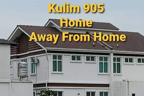Kulim 905 Homestay ♡ Home Away From Home ♡