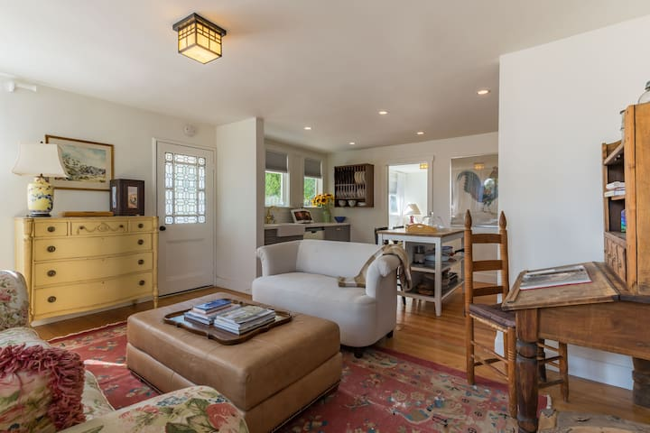 Gorgeous Wine Country Herb Cottage - Los Olivos - Bungalow