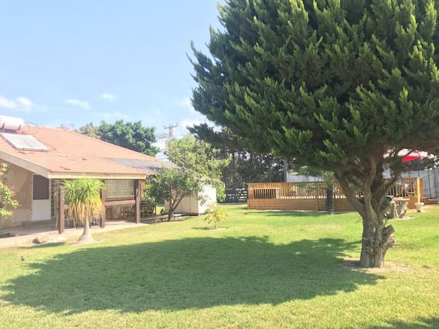Green & private house - 5 minutes from beach coast